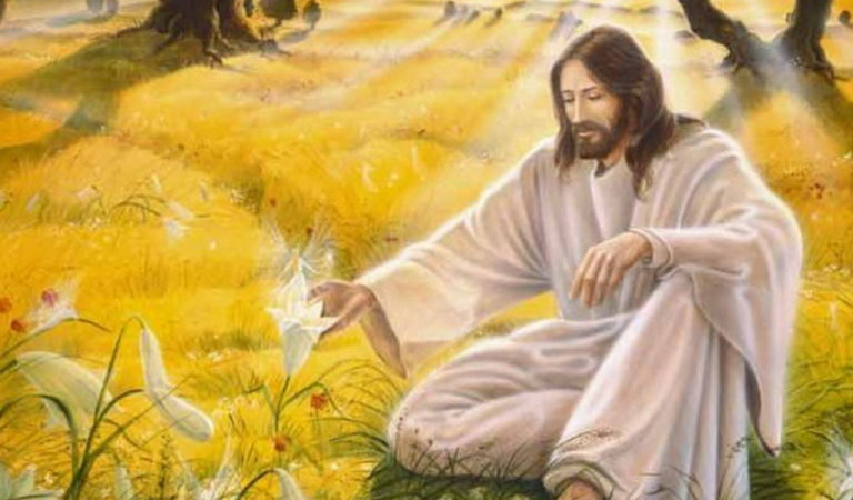 """""""Де живе Бог?"""" (мудра притча)"""