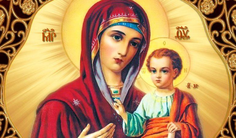 8 травня – день шанування Ікони Пресвятої Богородиці «Цареградська»