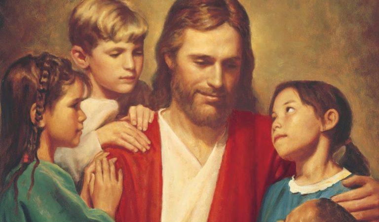 Молитви про захист дітей