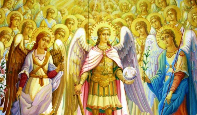 Ранкова молитва в суботу – Молитва Архангелу Іегудіілу