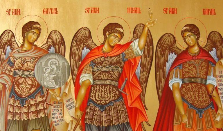 Недільна молитва архангелу Варахиїлу